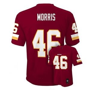 9148638dcce65 55) Washington Redskins ALFRED MORRIS nfl Jersey YOUTH KIDS BOYS (xl ...