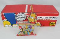 Character Bandz 2010 The Simpsons Series 2, 1 Box Of 12 Packs (240 Pieces Total)