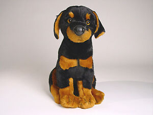 Image Is Loading Doberman Pinscher Puppy By Piutre Hand Made In