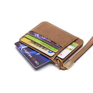 Slim-Men-Wallet-Billfold-Purse-Mini-Short-1-Pcs-Business-Casual-Coin-Money-Clips