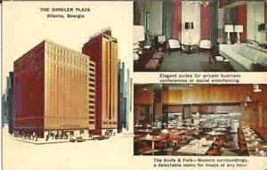 Atlanta-GEORGIA-Dinkler-Plaza-Hotel-MULTIVIEW-ARCHITECTURE-1961