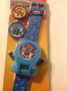 Skylander-Giants-Disc-Firing-Digital-Watch