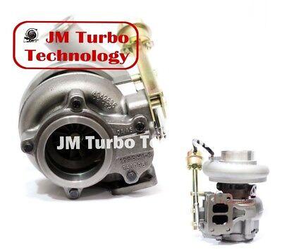 Dodge Ram Turbo Diesel Super Drag 6ctaa Turbocharger Cummins Hx40w T3 Flange 3538215 New JM Turbo Technology jm-d-3-8