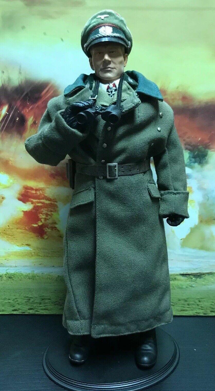Battle Of The Bulge, Oberst (Colonel) Martin Hessler, Robert Shaw, 1 6th Figure