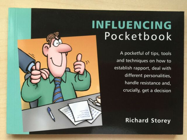 The Influencing Pocketbook by Richard Storey (Paperback, 2000)