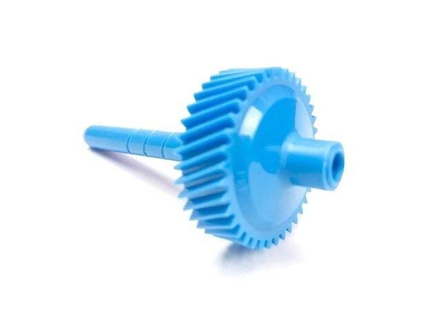 Gm 700r4 Transmission >> Gm 700r4 Transmission Tail Housing Set Up W 38 19 Tooth Speedometer Gear Setup