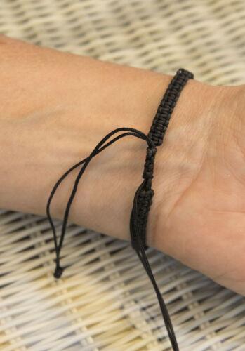 welle Lebensbaum of Leben Metall Silber o 20 mm schwarz FS7-1099 Armband