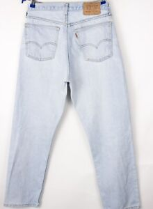 Levi's Strauss & Co Hommes 615 02 Jeans Jambe Droite Taille W34 L30 BCZ258