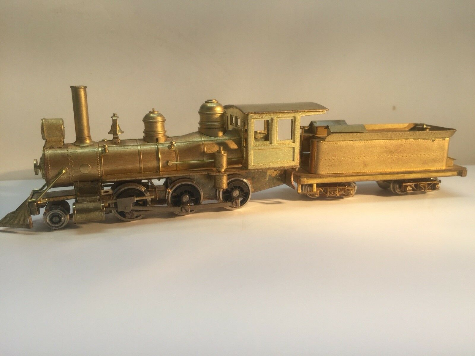 HOn3 locomotora latón 2-6-0 Trocha Angosta
