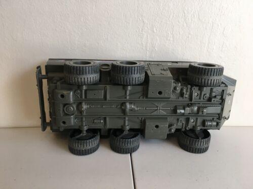 "Vintage années 1980 Hasbro G.I joe 3.75/"" A Real American Hero figurine véhicules"