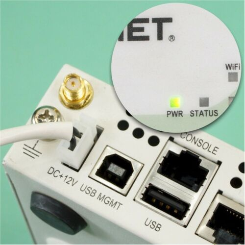 REPLACEMENT AC POWER SUPPLY for FORTINET FortiGate//FortiWifi Routers *PLS READ!*