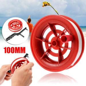 Outdoor-Kite-Line-Winder-Winding-Reel-Grip-Wheel-100-M-Flying-Line-String-Tool