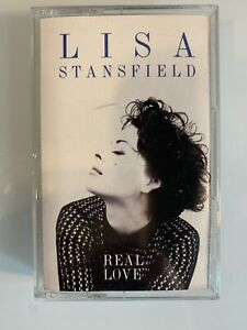 Lisa Stansfield Real Love (Cassette)
