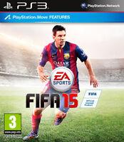 FIFA 15 (Sony PlayStation 3, 2014)