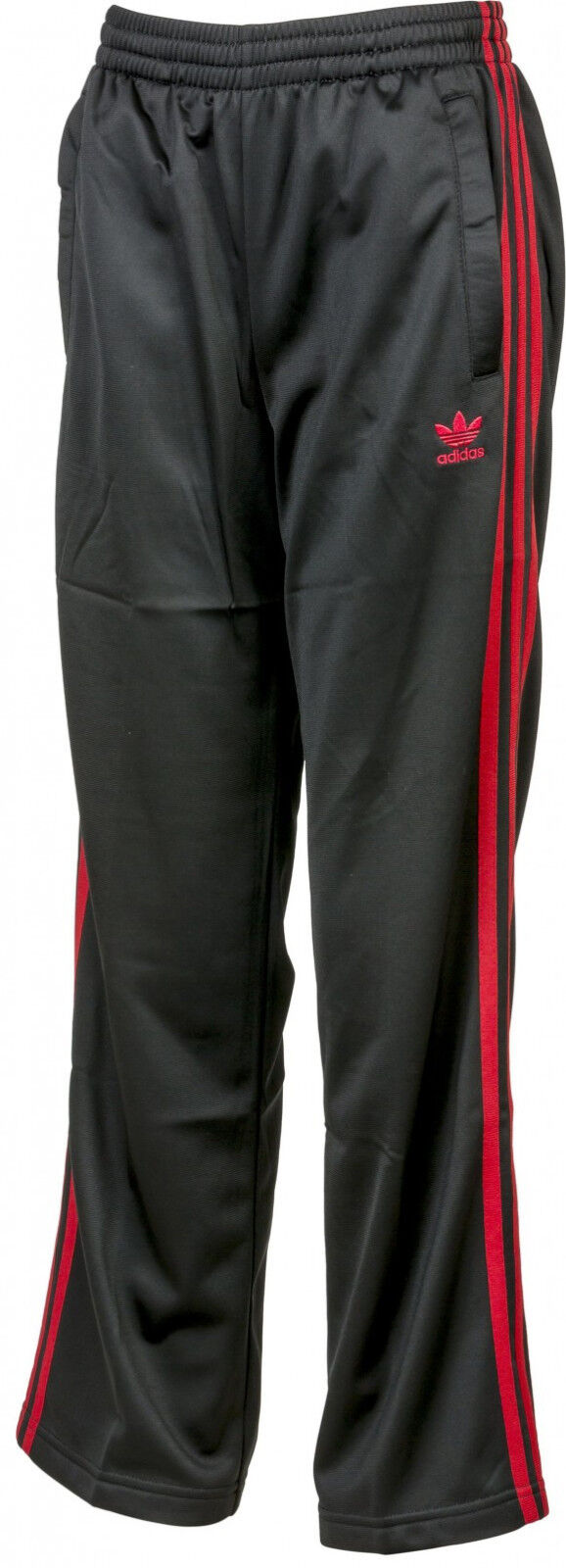 ADIDAS FIREBIRD [GR 128 -  176 ] JOGGINGHOSE TRAININGSHOSE M66073 black NEU  a lot of concessions