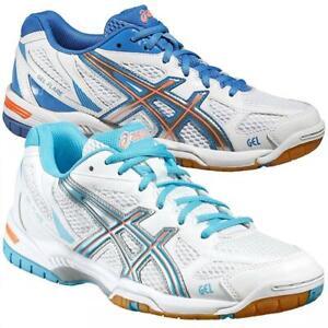 Asics-Gel-Flare-5-Hallenschuhe-Volleyballschuhe-Badmintonschuhe-Schuhe-Turnschuh