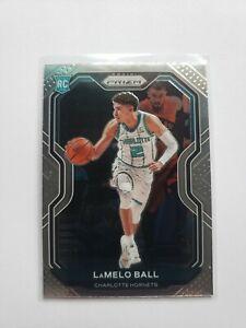 2020-21 Panini Prizm Basketball LaMelo Ball RC Rookie #278 Charlotte Hornets🔥🔥
