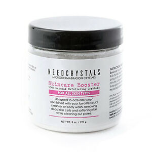 Microdermabrasion-Crystals-DIY-Face-Scrub-Natural-Facial-Exfoliator-8-oz
