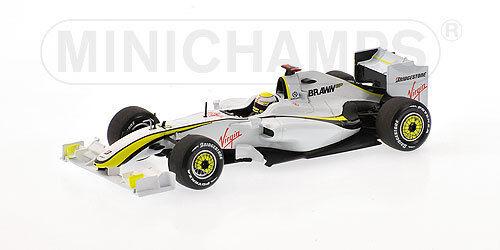 Brawn GP BGP001 J.Button 2009400090022 1//43 Minichamps