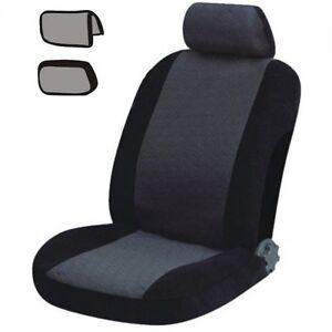 housse pour si ge de voiture universelle et individuelle monospace camping car ebay. Black Bedroom Furniture Sets. Home Design Ideas