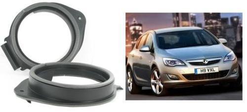 Vauxhall Astra J 2010 altavoz Adaptadores de soportes de Collares