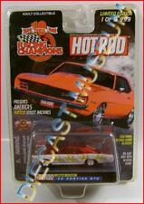 1966 '66 PONTIAC GTO HOT ROD MAGAZINE RACING CHAMPIONS RC DIECAST