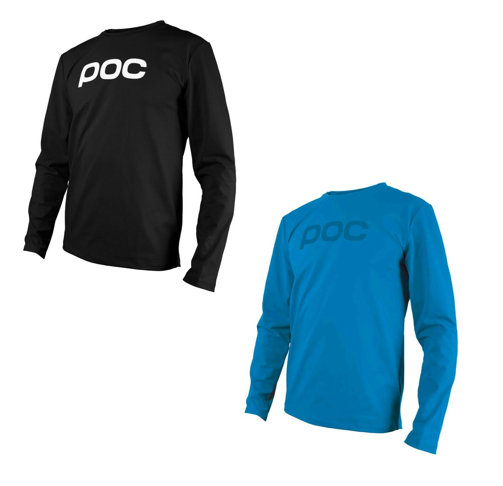 POC Resistance Enduro Jersey - Long Sleeve Mountain Bike MTB