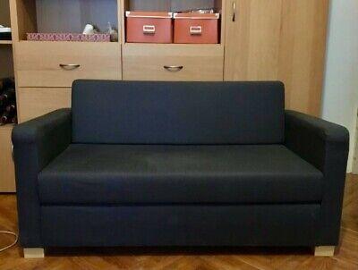 Divano Letto Ikea Modello Solsta.Divano Letto Ikea Solsta Due Posti A Sedere Letto A Una Piazza E Mezza Ebay