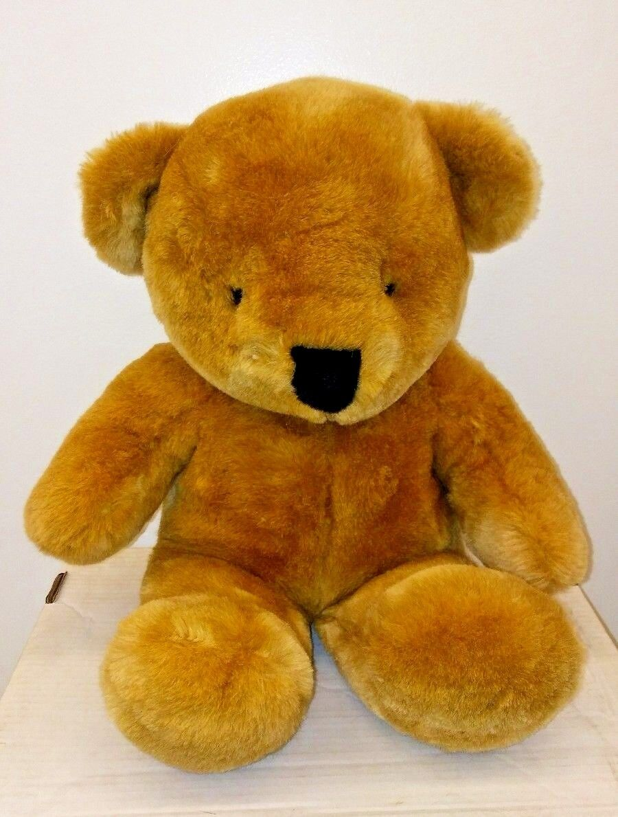 Vintage Animal Fair Teddy Bear Braun 19