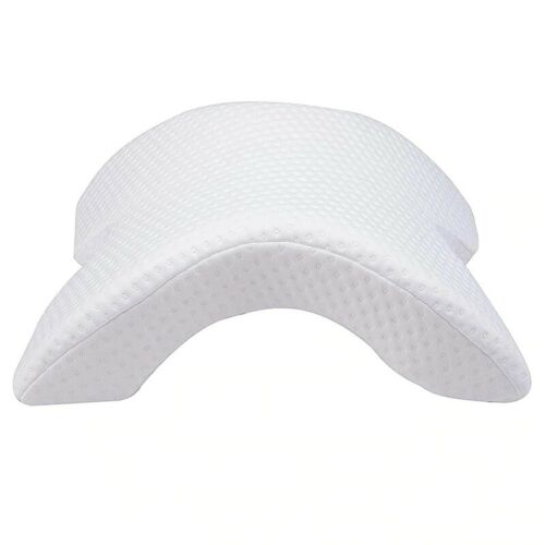 Sciatica Nerve Pain Relief Knee Pillow Hip Leg sleep Memory Foam orthopedic back