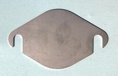 DURAMAX Diesel EGR Block Off Plate 2004.5-2005 LLY Blocker