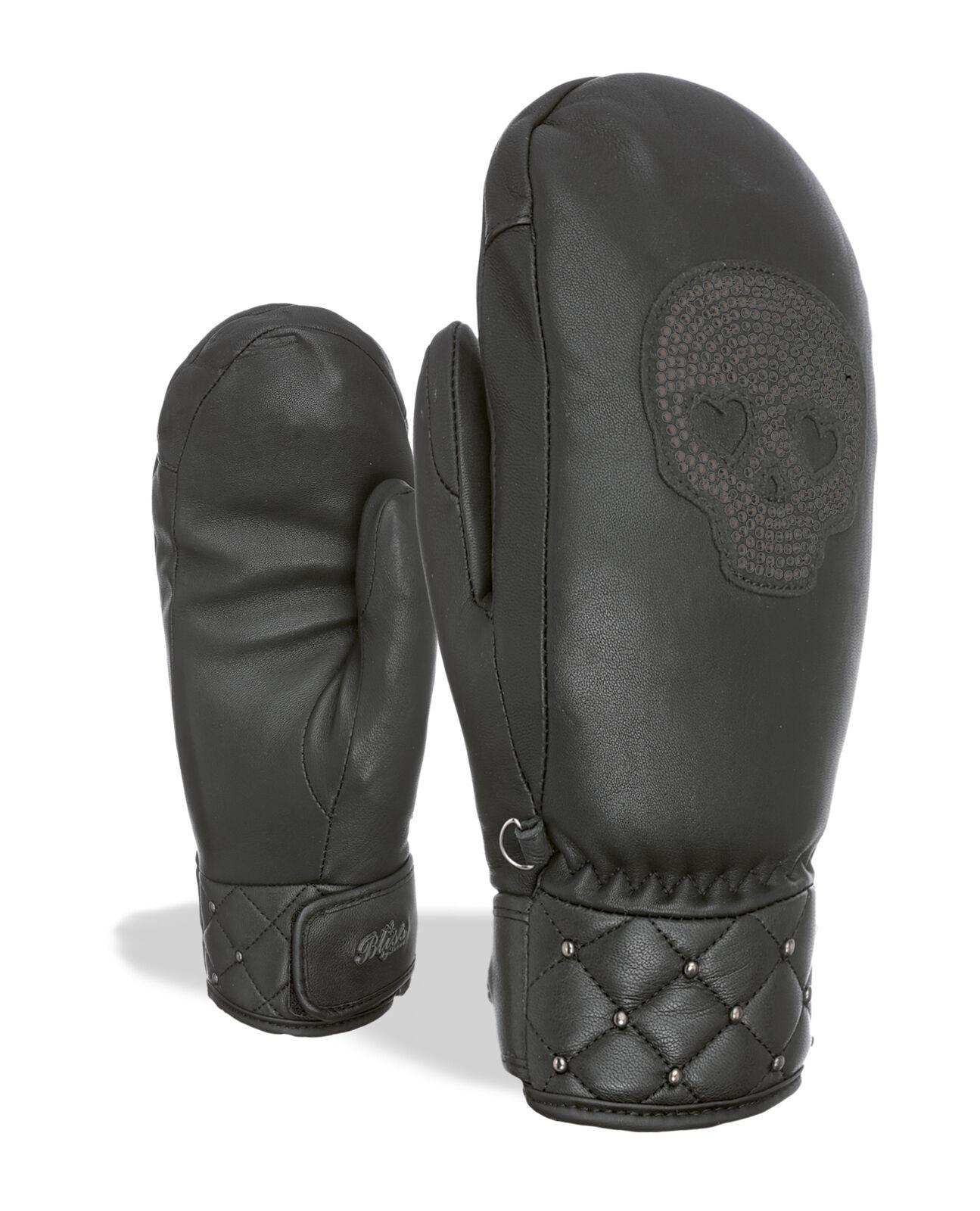 Level Guantes  Felicidad Coco Mitt black Impermeable Transpirable  wholesale