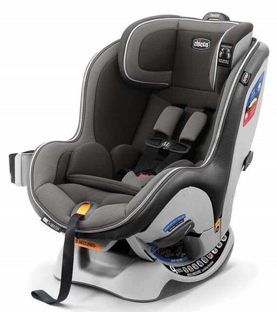 Chicco Nextfit Zip Convertible Child Safety Baby Car Seat Nebulous New
