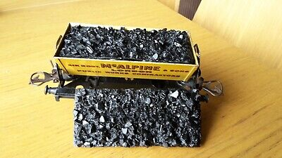 "Affidabile ""looks Like"" Hornby O Gauge No1 Mcalpine Wagon Load Coal"