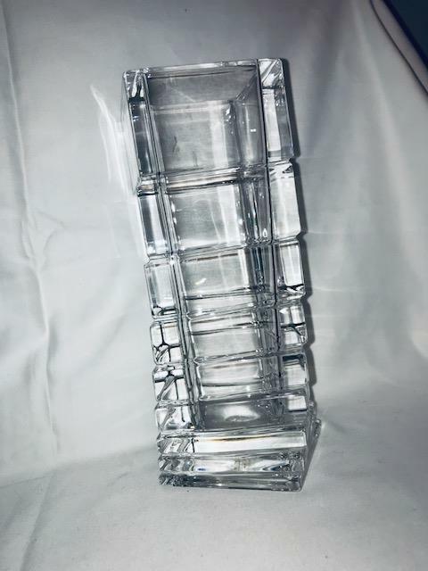Rosenthal Studio Linie Turnus Crystal 9  vase