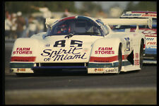 474044 Emmerson Fittipaldi March Turbo Daytona 24 Hour A4 Photo Print