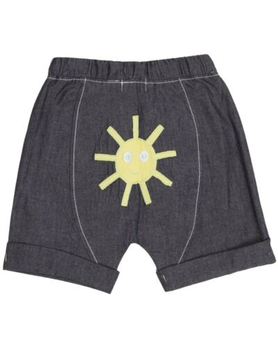 *SALE//REDUCED BNWT* Lilly /& Sid Boys Cute Sunshine Chambray T-Shirt /& Shorts Set