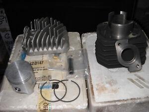 KT00058 GRUPPO TERMICO CILINDRO DR MODIFICA 70CC D.47 PEUGEOT SV GEO SPEEDAKE 50 Altro motore e ricambi Moto: ricambi