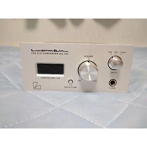 LUXMAN-D-A-Converter-DA-100-Headphone-Amplifier-USB-Support-Luxman-from-JAPAN