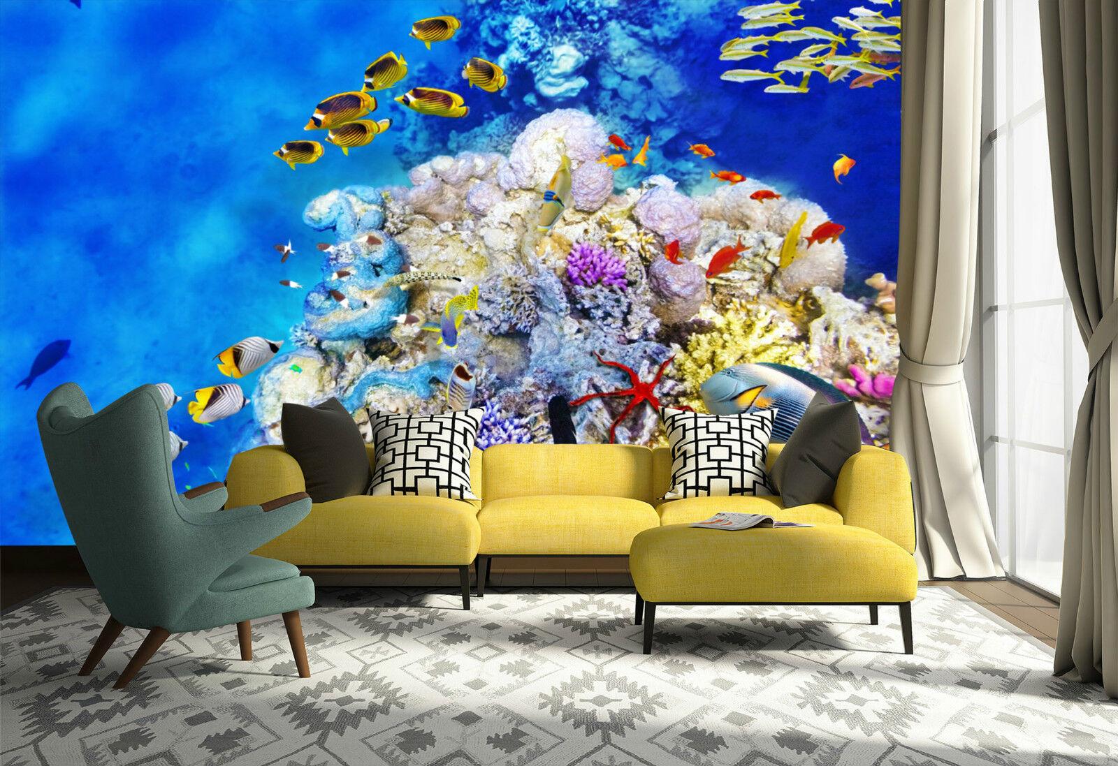 3D Angeln 6455 Fototapeten Wandbild Fototapete Bild Tapete Familie Kinder DE