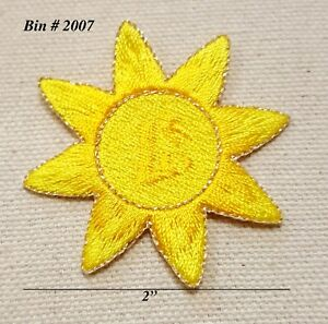 1PC~BEACH SUNGLASSES~IRON ON EMBROIDERED APPLIQUE PATCH