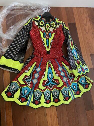 Irish Dance Costume