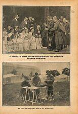 Cardinal van Rossum Eucharistique international de Montréal 1912 ILLUSTRATION
