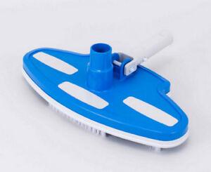 Pentair-R201350-193-Swimming-Pool-Pole-Vinyl-Liner-Vacuum-Head-Brush-Scrubbers