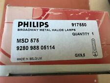 Metal Halide Lampen : Roccer msd250w 2 gy9.5 metal halide lamp msd250w for 250w moving