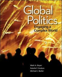 Global Politics : Engaging a Complex World Paperback