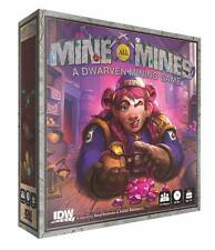 Mine All Mines Family Card Game IDW 01103 Games Board
