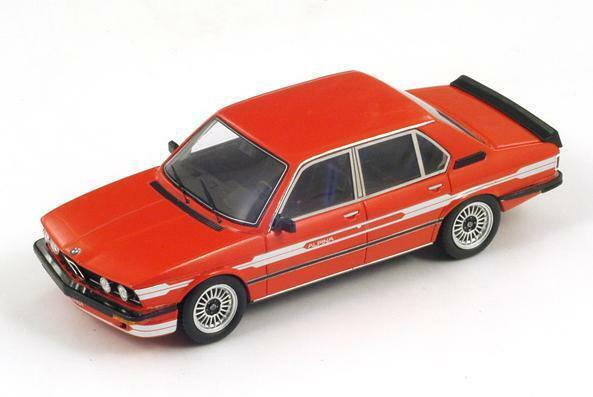 BMW Alpina B7 Turbo (E21)  rojo rojo rojo  (Spark 1 43   S2803) d1f8c6