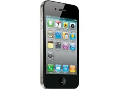 1 of 1 - New Apple iPhone 4 AT&T 16GB Smartphone Black