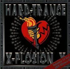 Hard-Trance X-plosion X (1998) Moonrise, Hitch-Hiker & Dumondt, Planet .. [2 CD]